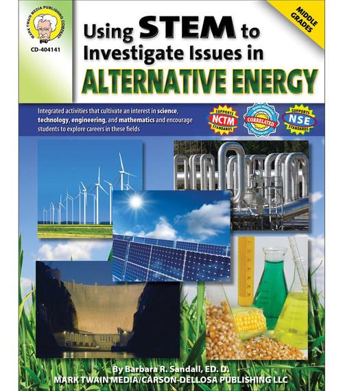 Mark Twain Using STEM to Investigate Issues in Alternative Energy, Grades 6 - 8 Teacher