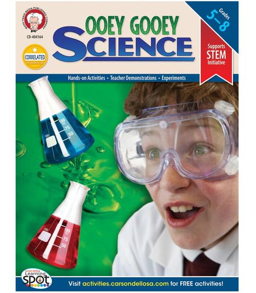 Mark Twain Ooey Gooey Science, Grades 5 - 8 Teacher