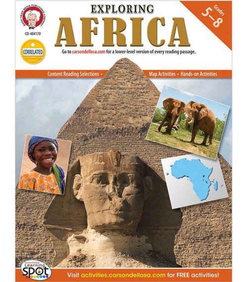 Mark Twain Exploring Africa, Grades 5 - 8 Teacher