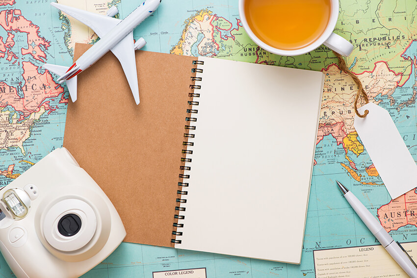 Planning a trip is a great way to keep kids engaged during the summer