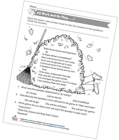 Free Resources - Page 1 - Carson Dellosa Education