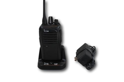 Icom IC-F4101D UHF (400-470MHz) Portable Radio