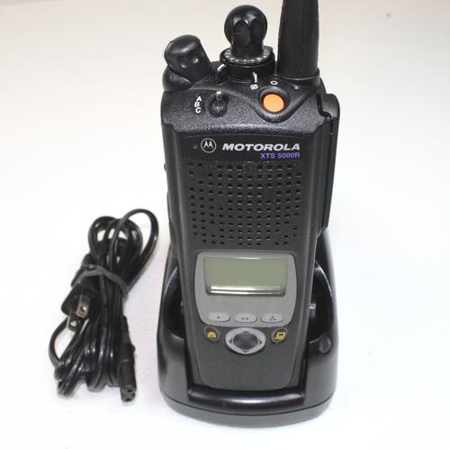 Motorola XTS5000 Model 2 UHF (403-470MHz) Portable Radio
