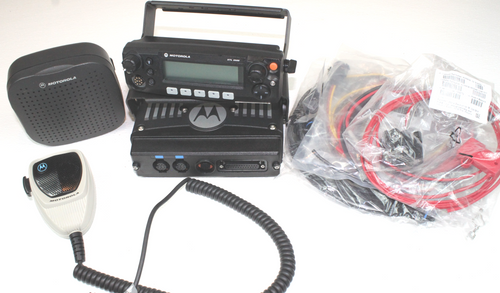 Motorola XTL2500 UHF (380-470MHz) Mobile Radio (40W) - Remote Mount