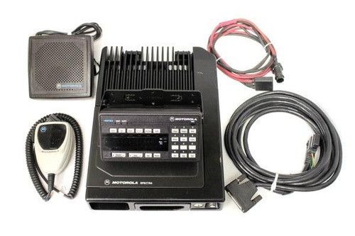 Motorola Astro Spectra (W9) VHF (146-174MHz) Mobile Radio (110W)