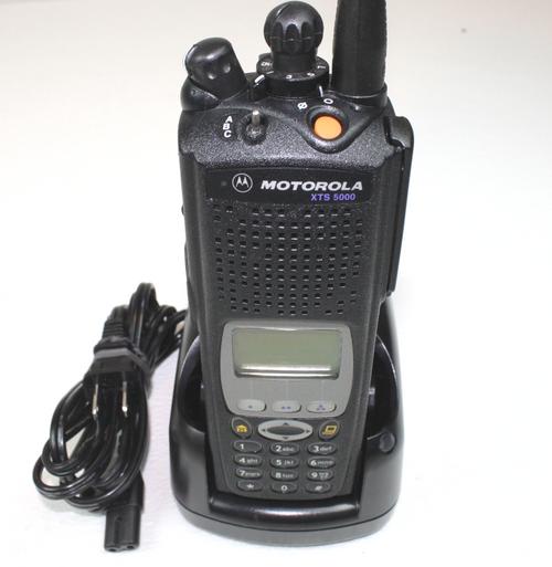 Motorola XTS5000 Model 3 UHF (403-470MHz) Portable Radio