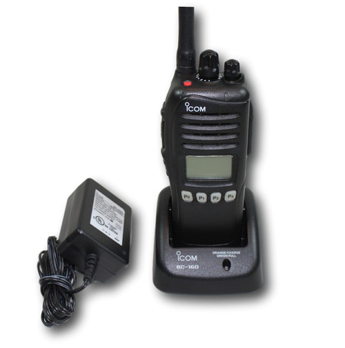 Icom IC-F4161DS -71 UHF (400-470MHz) Portable Radio