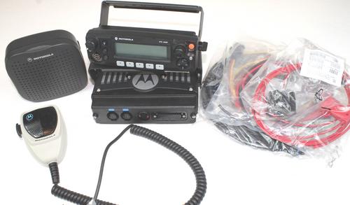 Motorola XTL2500 900MHz Mobile Radio P25 (30W) - Remote Mount