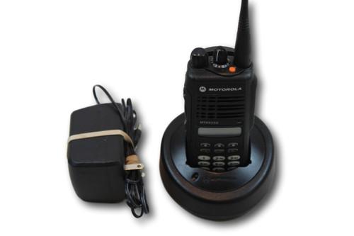 Motorola MTX9250 900MHz Portable Radio (Privacy Plus)