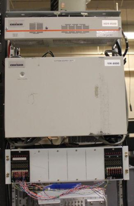 Alcatel MDR8000 6.8 GHz Microwave (Hot Standby)