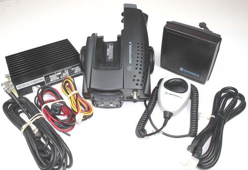 Motorola XTVA Convertacom XTS3000 XTS5000 (NTN8560) w/ 700/800MHz  Power Amplifier
