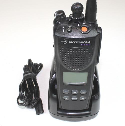 Motorola XTS3000 Model 2 UHF (450-520MHz) Portable Radio