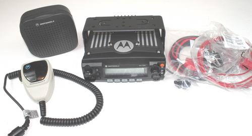 Motorola XTL2500 900MHz Mobile Radio P25 (30W) - Dash Mount