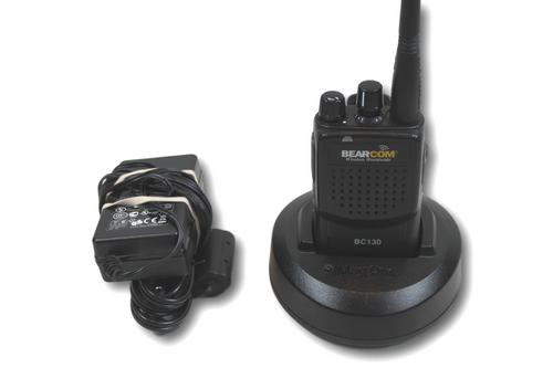 Bearcom BC-130 (BPR40) UHF (450-470MHz) 16ch Portable Radio