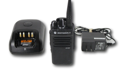 Motorola XPR3300 UHF (403-512MHz) Portable Radio