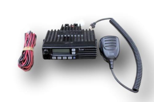 Icom IC-F221-1 UHF (440-490MHz) Mobile Radio (128ch)