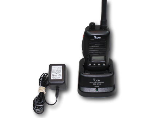 Icom IC-F3GS VHF (146-174MHz) Portable Radio