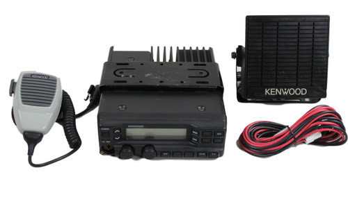 Kenwood TK-790 VHF (148-174MHz) 45W Mobile Radio (Advanced/Dash Mount)
