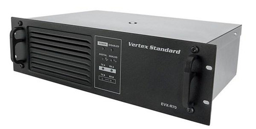 Vertex EVX-R70 UHF (450-512MHz) Digital Repeater (40W)