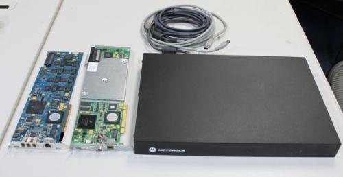 Motorola MCC7500 IP Dispatch Console w/Encryption