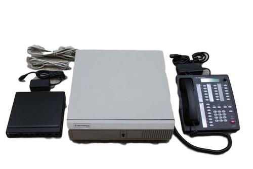 Motorola Astro Spectra UHF (470-520MHz) Digital Consolette w/MC3000 Remote