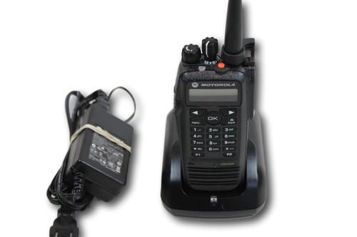 Motorola TRBO XPR6550 UHF (450-512MHz) Portable Radio (Digital)
