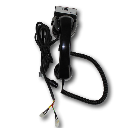 Motorola HLN1457A Privacy Handset with Hang-up Cup for XTL & APX