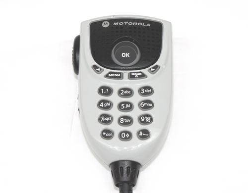 Motorola IMPRES Keypad Microphone RMN5065A for XPR4550 XPR4580 MOTOTRBO