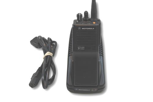 Motorola MTS2000 Model 1 800MHz Portable Radio
