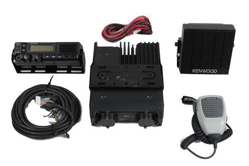 Kenwood TK-890 UHF (450-490MHz) Mobile Radio (Basic/Remote Mount)