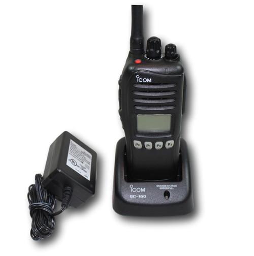 Icom IC-F4161S UHF (400-470MHz) Portable Radio (LTR)