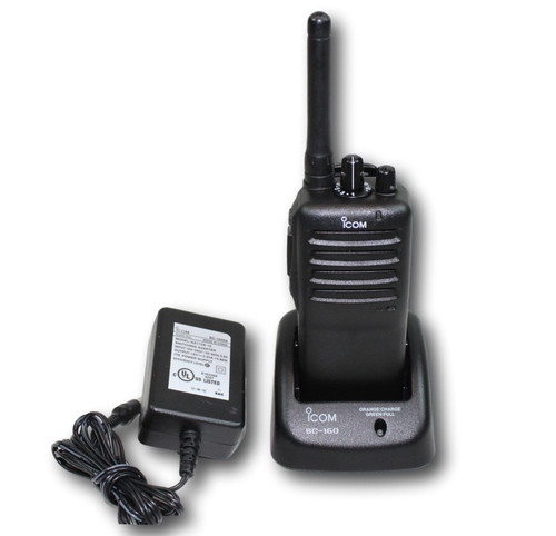 Icom IC-F24 UHF (450-512MHz) Portable Radio