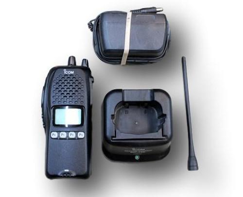 Icom IC-F40GS-2 UHF (440-480 MHz) Portable Radio