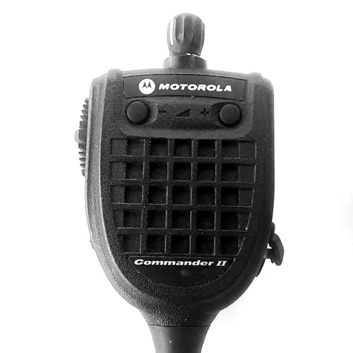 NEW Motorola Commander II (RMN5089) Speaker Mic