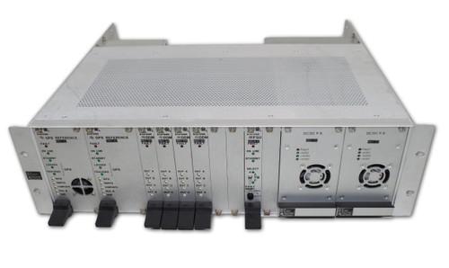 Trak Systems Model 9100 GPS Time Standard Simulcast System
