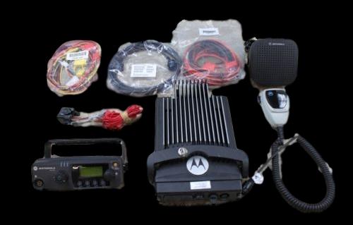Motorola PM1500 VHF (136-174MHz) 110W Mobile Radio (P25)