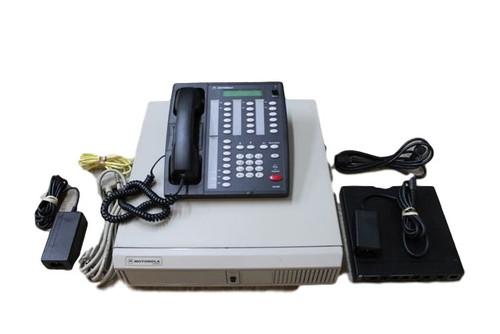 Motorola Astro Spectra Plus 800MHz Consolette w/MC3000 Remote (P25)