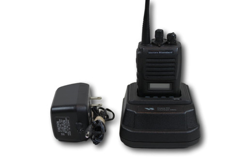 Vertex VX-427A UHF (450-490MHz) LTR Portable Radio (Engraved)