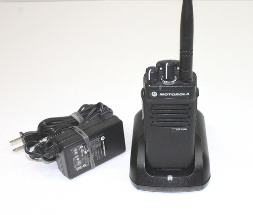 Motorola XPR3300e VHF (136-174MHz) Wi-Fi Digital Portable Radio