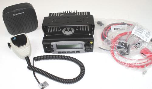 Motorola XTL5000 UHF (450-520MHz) Mobile Radio (40W)