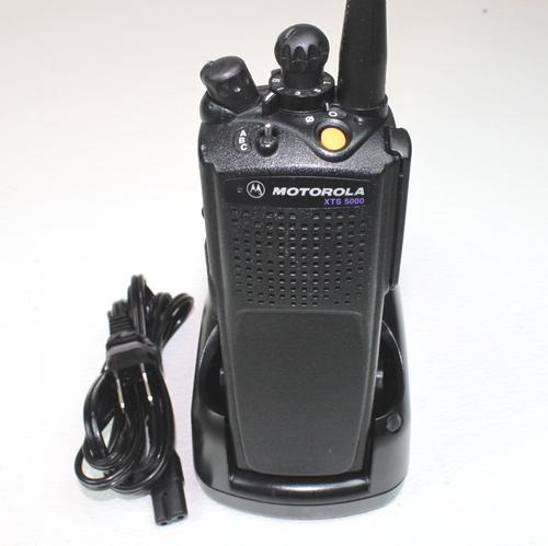 Motorola XTS5000 Model 1 VHF (136-174MHz) Portable Radio