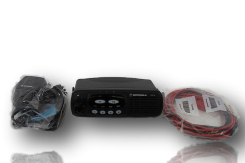 Motorola CDM750 UHF (403-470MHz) Mobile Radio (40W)