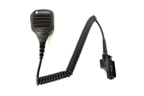 Motorola PMMN4038 Speaker Mic (Intrinsically Safe)