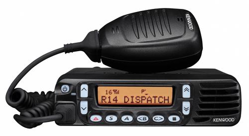 Kenwood TK-8180 UHF (450-520MHz) 30 watt Mobile Radio