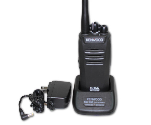 Kenwood Nexedge ProTalk NX-240V16P VHF (151-159MHz) Portable Radio
