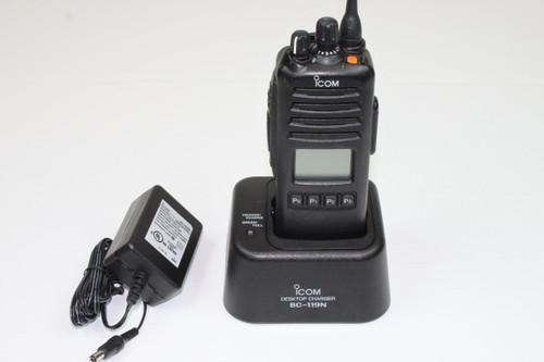 Icom IC-F80DS UHF (400-470MHz) Portable Radio