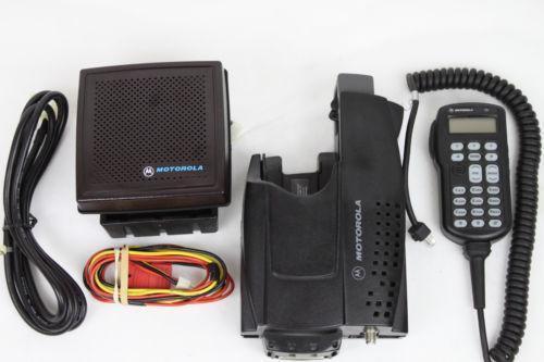 Motorola XTVA Convertacom XTS3000 XTS5000 (NTN8561E) - Advanced