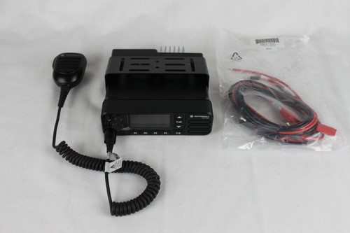 Motorola MOTOTRBO XPR5580 800/900 MHz Mobile Radio (Connect+)