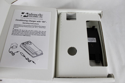 AdvanceTec AT2051 IFD Conditioning Battery Charger