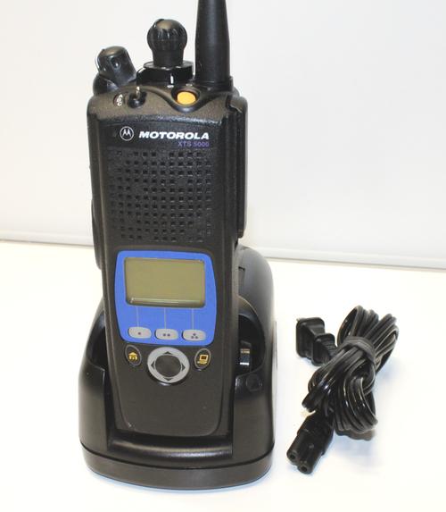 Motorola XTS5000 Model 2 UHF (450-520MHz) Portable Radio